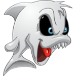 V icons - Fish - Sharkie 05_256x256-32