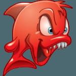 V icons - Fish - Sharkie 09_256x256-32