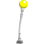 V icons - Lamp Post 1_256x256-32