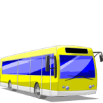 V icons - Vehicles - Bus Yellow_256x256-32