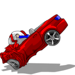 V icons - Vehicles - Rcar Crash_256x256-32