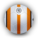 Soccer Ball Icons 128x128 [PNG Files]