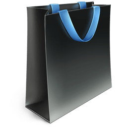 Shopping Bag Icons 512×512 [PNG Files]