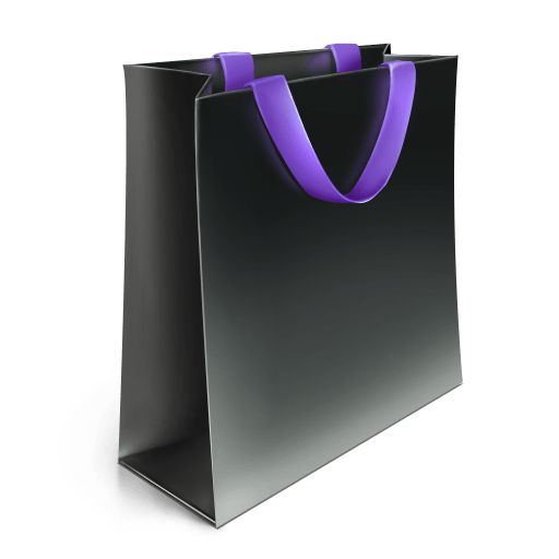 Shopping Bag Icons 512x512 [PNG Files] png