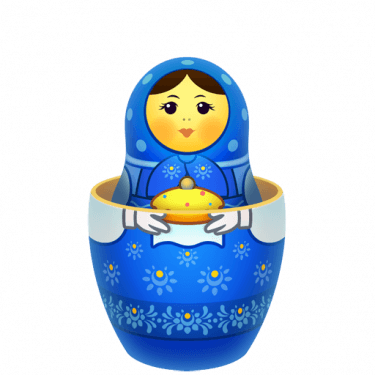 Matreshka Icons 512×512 [PNG Files]