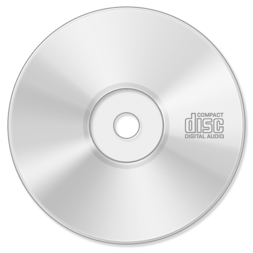 Disc Icons 512x512 [PNG Files]