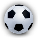 Soccer Ball Icons 128×128 [PNG Files]