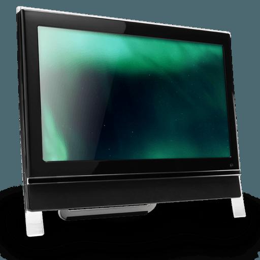 Computer LCD Display 512x512 [PNG Files] png