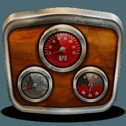 Vintage Web Icon Set 256x256 [PNG Files]