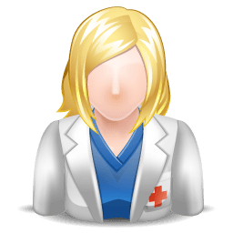 الطبيبة النفسية