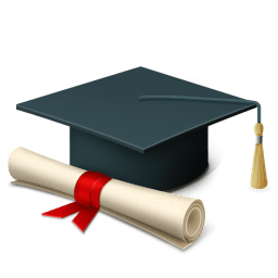 Desktop Education Icons 256x256 [PNG Files] png