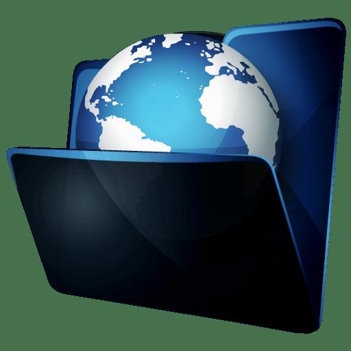 folder-earth