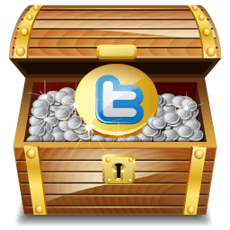 Twitter Icons 256x256 [PNG Files] png