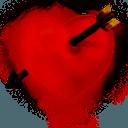 valentine-heart-icons-hand-write (4)
