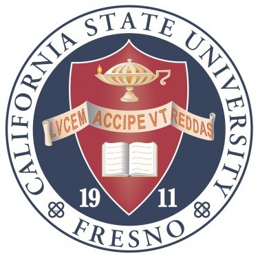 California State University, Fresno Seal and Logos png