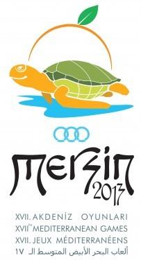 Mersin 2013 Mediterranean Games Logos