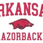 University of Arkansas - Razorbacks Logo