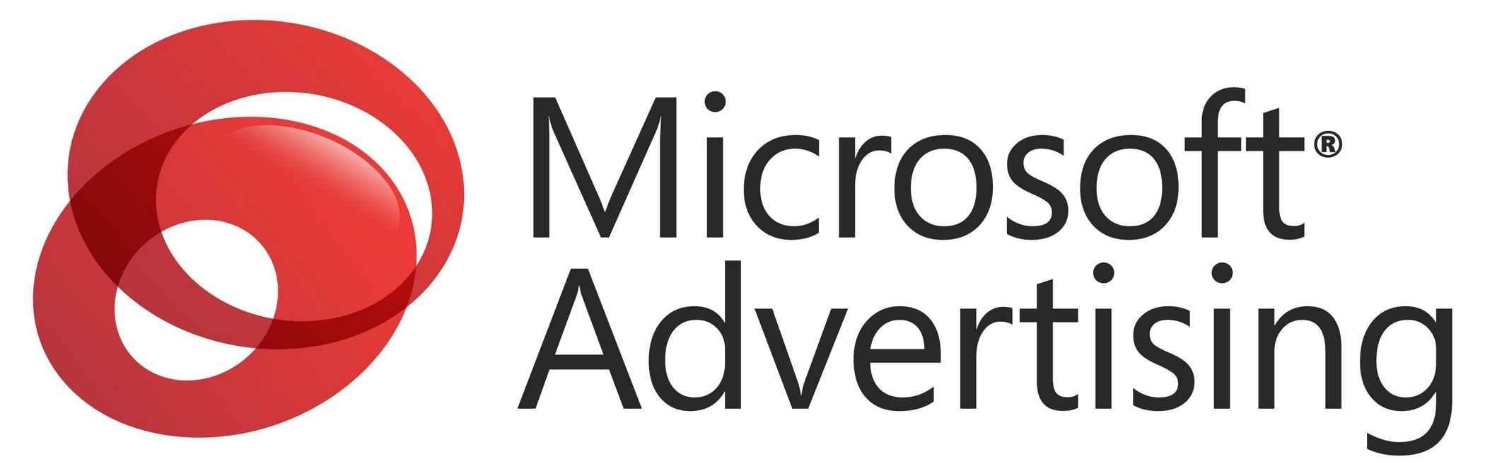 microsoft advertising logo vector