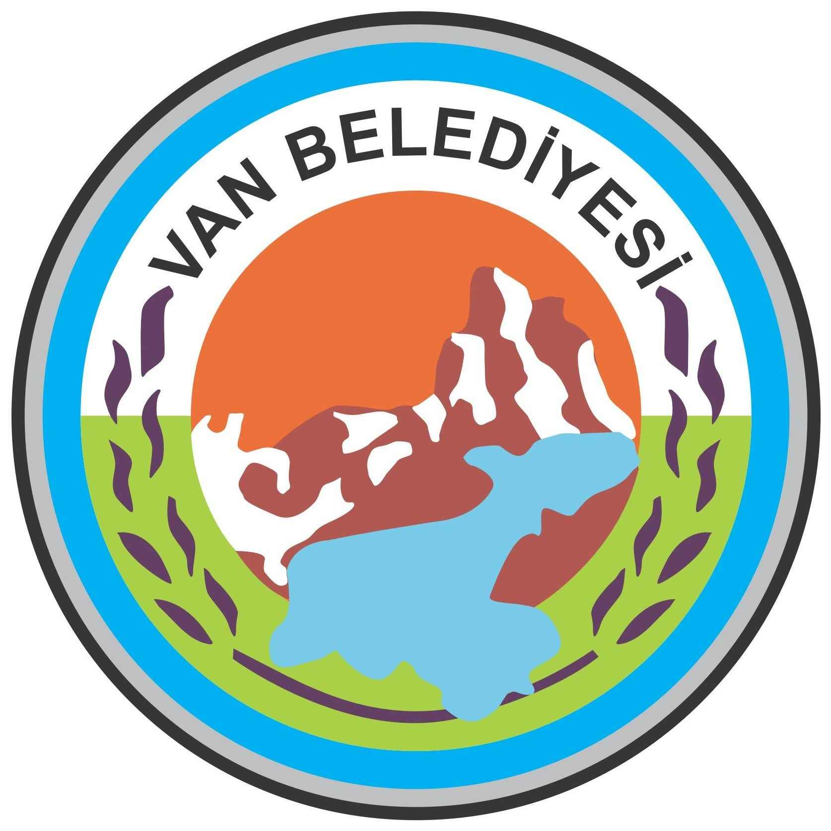 Van Büyükşehir Belediyesi Logo [EPS File] png