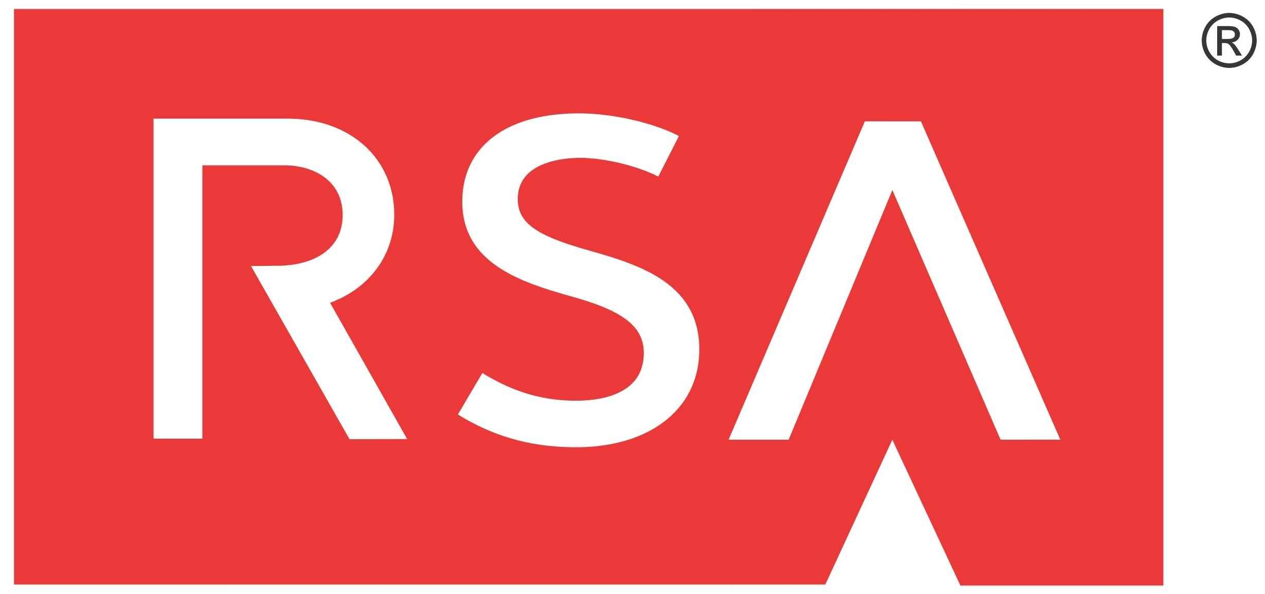 RSA Security Logo [EPS File] png