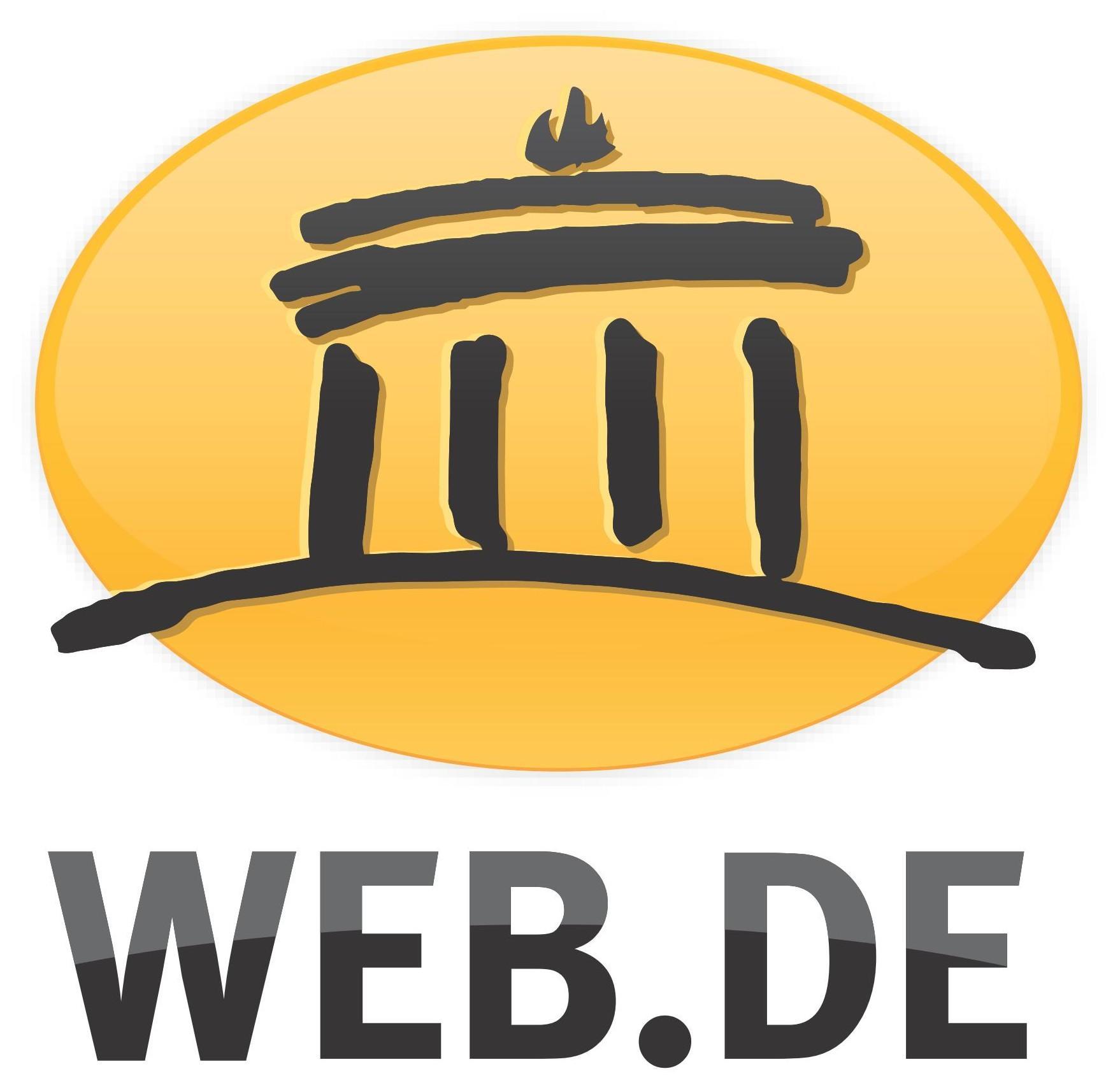 Web.de Logo [EPS File] png