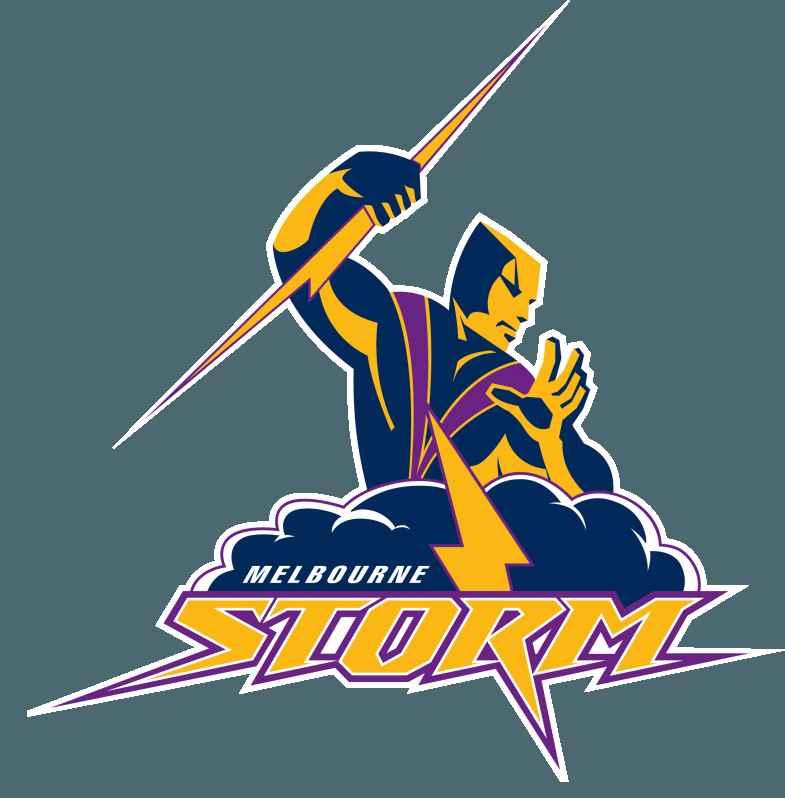 Storm Logo [Melbourne Storm] png