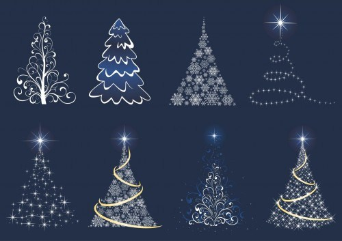 Abstract_Christmas_Tree_Set1