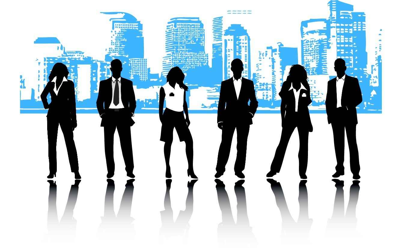 Business People 01 Vector EPS Free Download, Logo, Icons, Clipart for Business People Silhouette Png  165jwn
