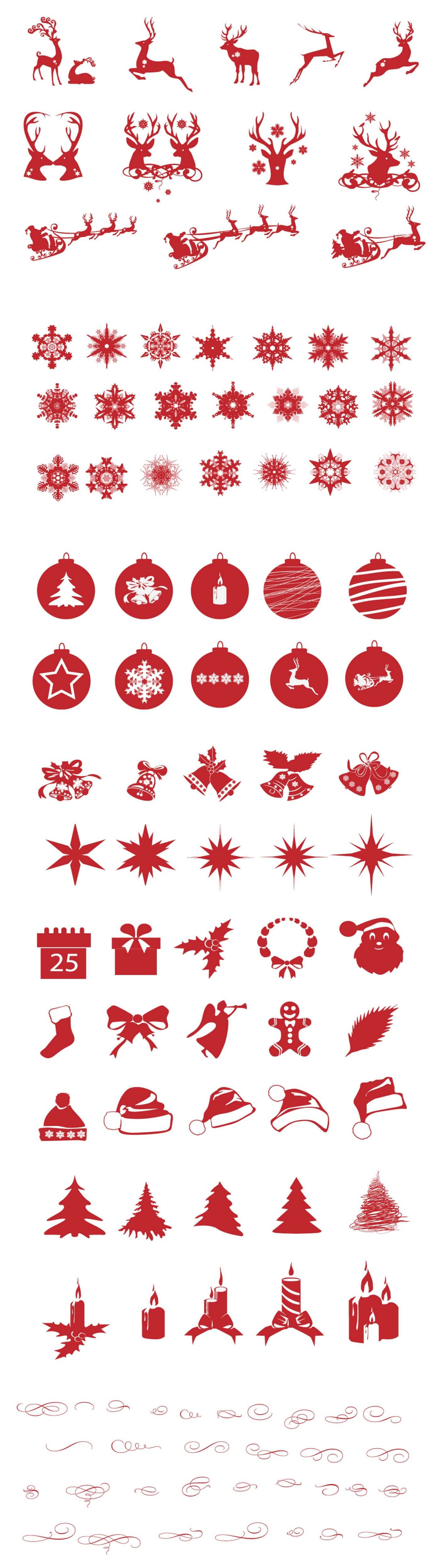 Christmas_Silhouettes_Mega_Pack