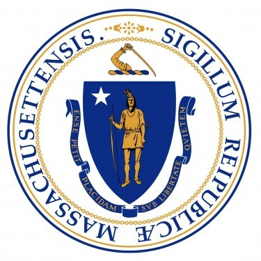 Massachusetts State Logo and Seal png