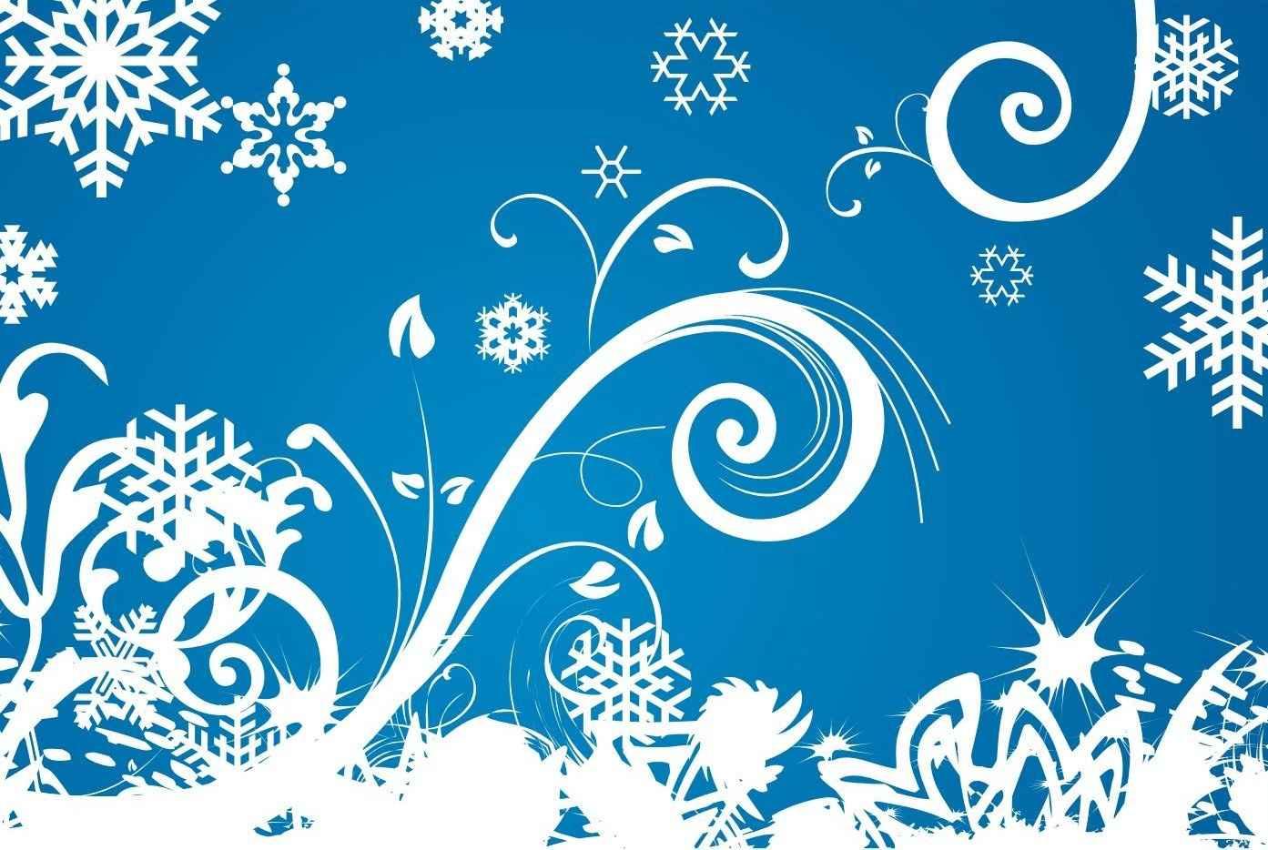 Winter Swirls
