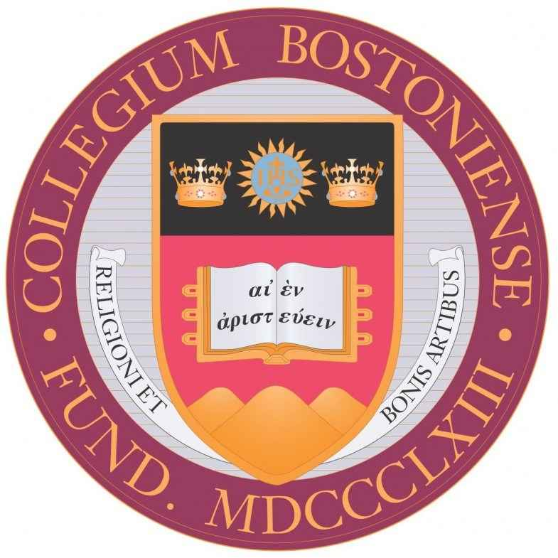 Boston College Logo (BC) png