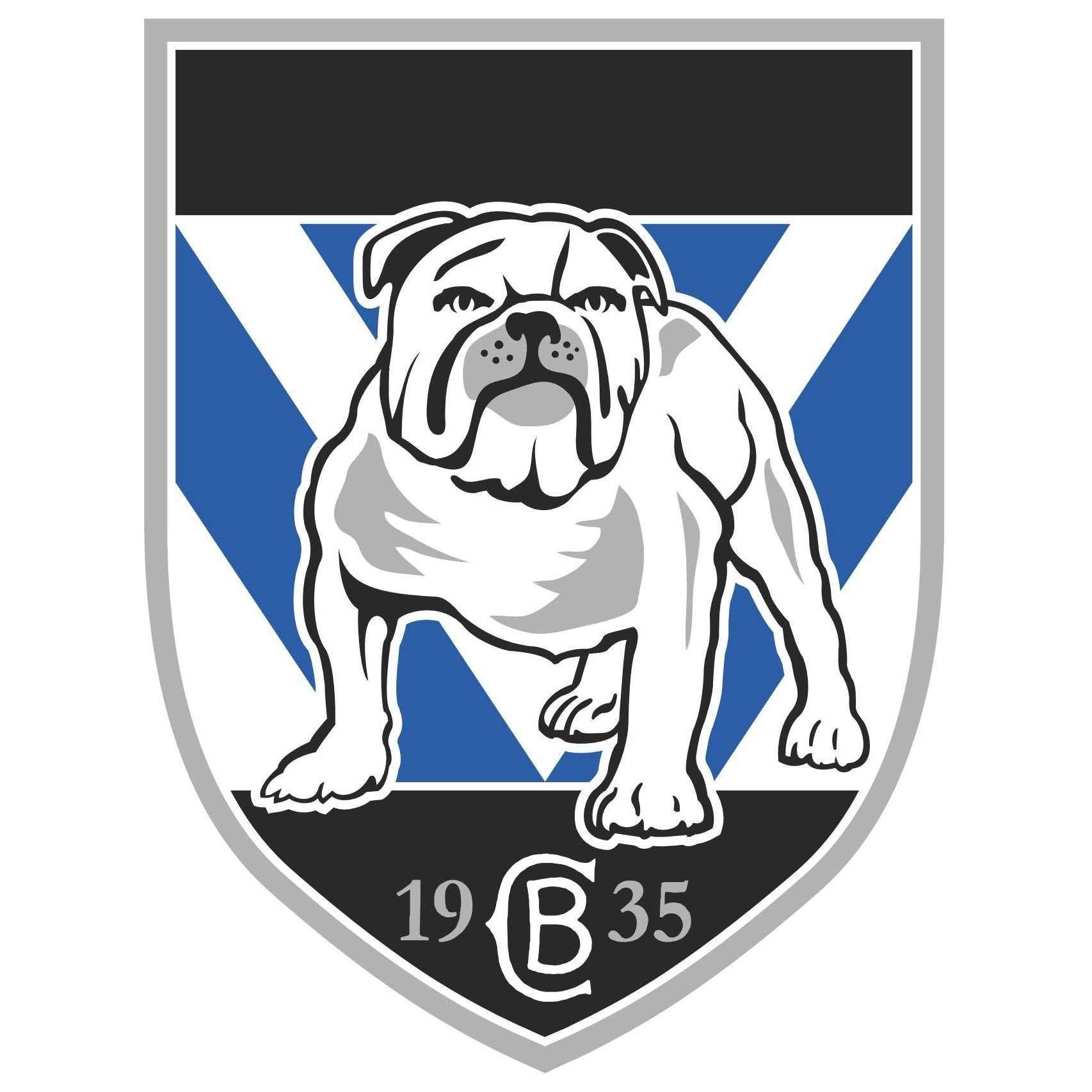 Canterbury Bankstown Bulldogs Logo png