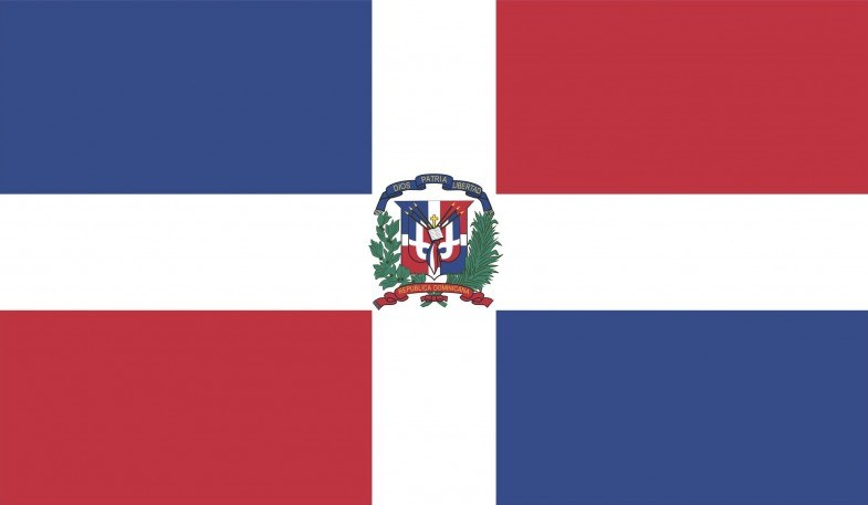 Dominican Republic Flag png
