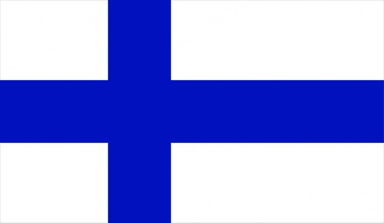 Finland Flag [Finnish]