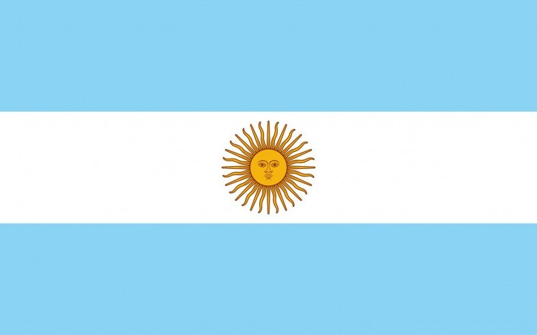 Argentina Flag and Emblem png