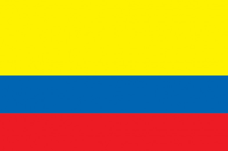 Colombia Flag and Emblem [Colombian] png