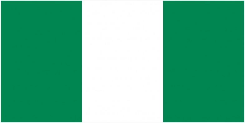 Nigeria Flag [Nigerian]