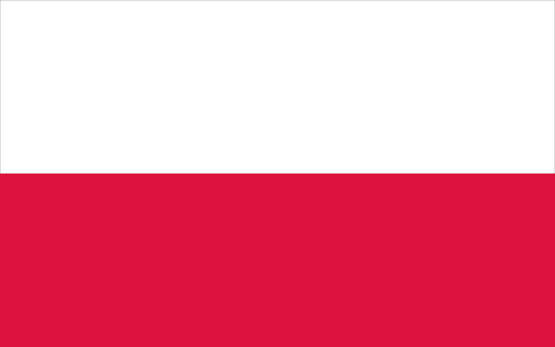 Poland Flag And Emblem Polish Vector Free Download