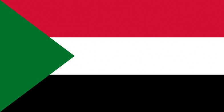 Sudan Flag and Emblem png