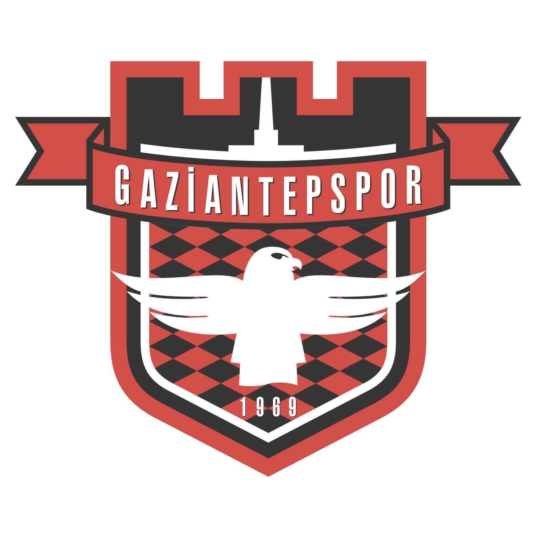 Gaziantepspor Logo png