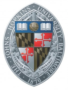 JHU Seal Johns Hopkins University 283x375 vector
