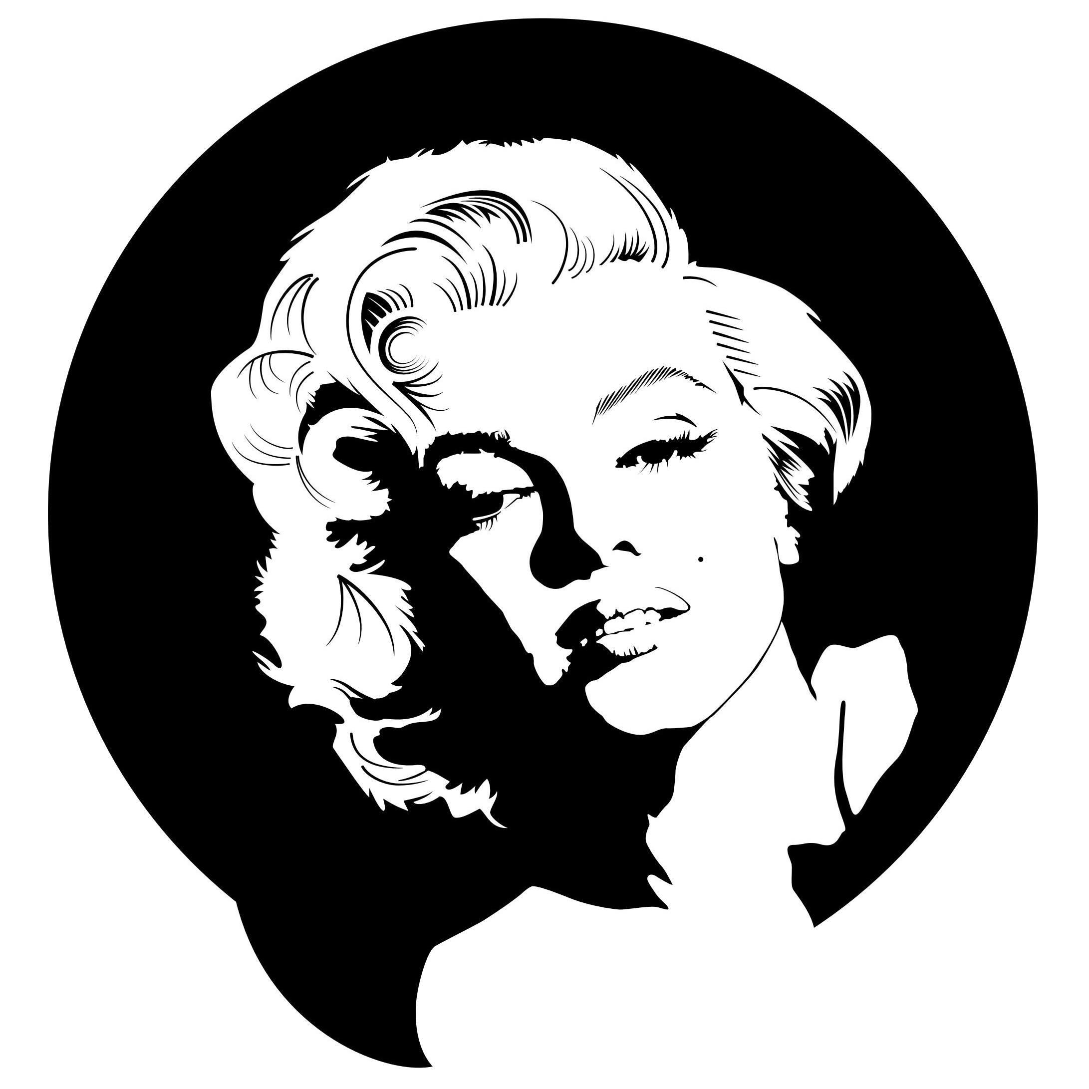 Marilyn-Monroe-Portrait