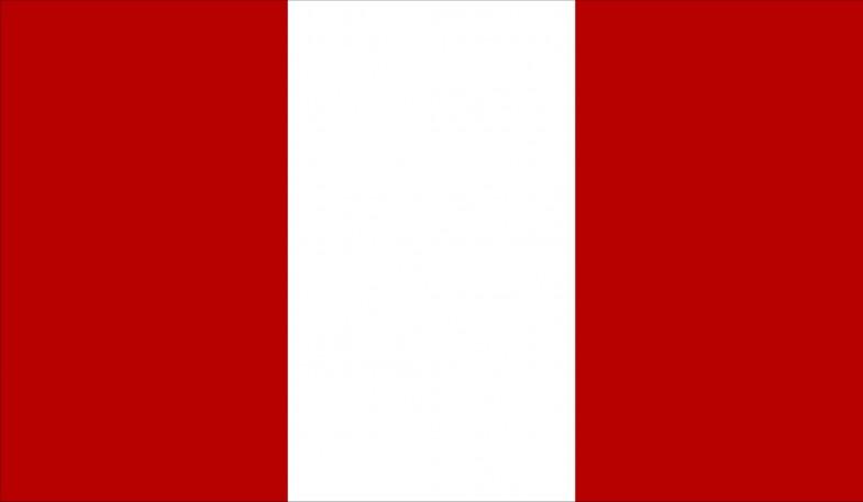 Peru Peruvian Flag 785x457