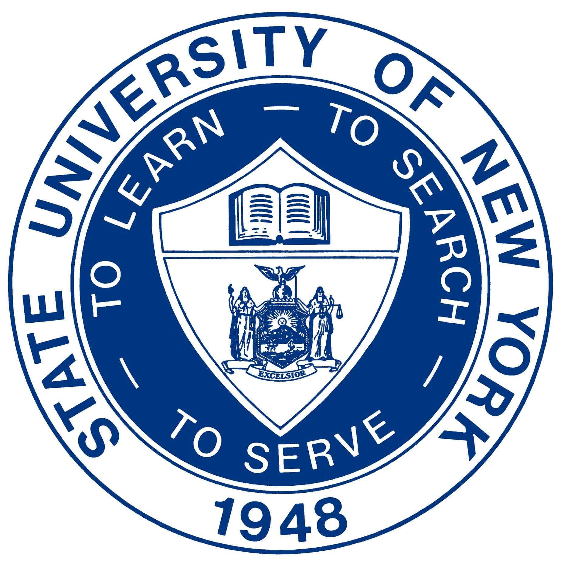SUNY Logo (State University of New York)