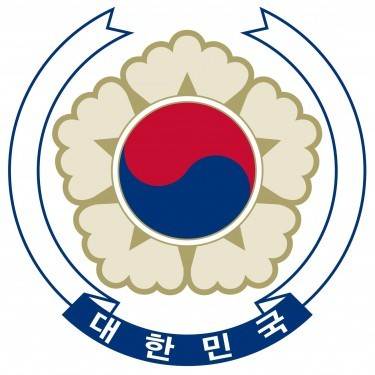 South Korea Flag and Emblem [south korean] png