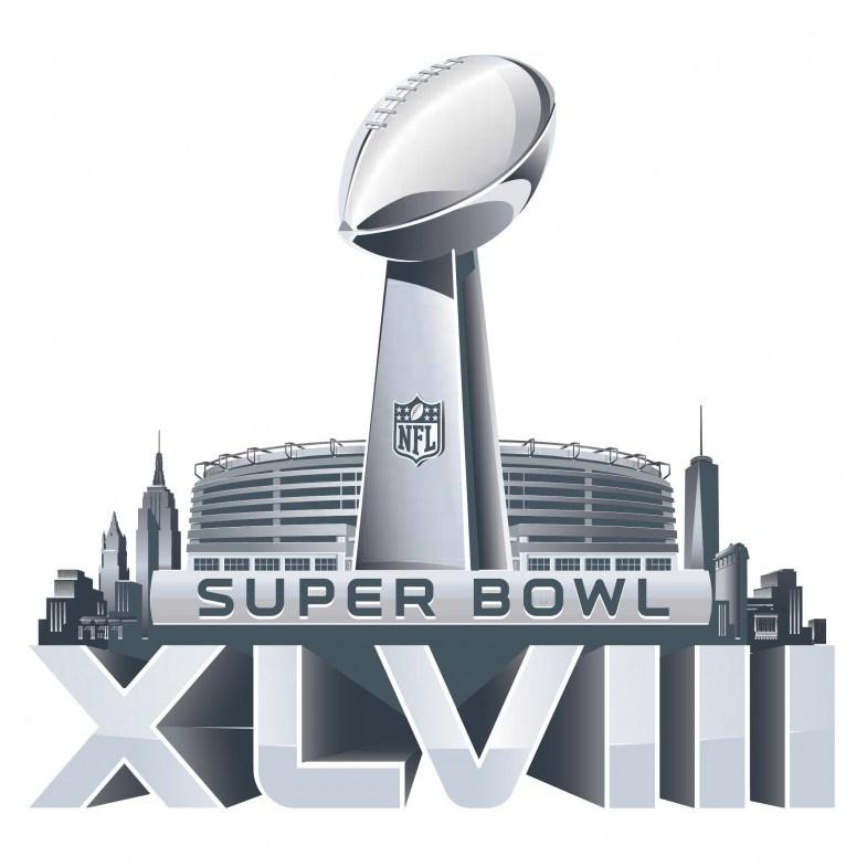 Super Bowl XLVIII Logo [NFL] png