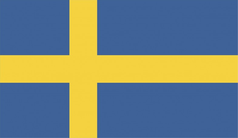 Swedish Flag [Sweden] png