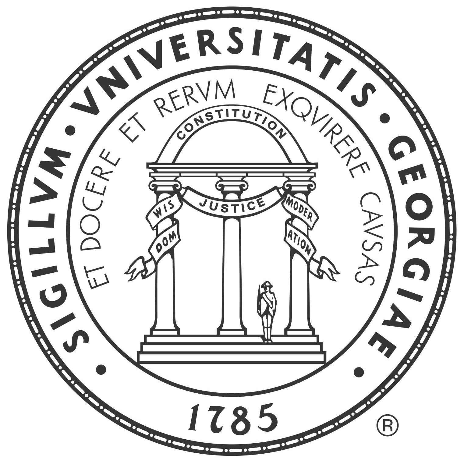 University of Georgia Seal