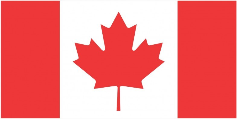 Canadian Flag [Canada] png